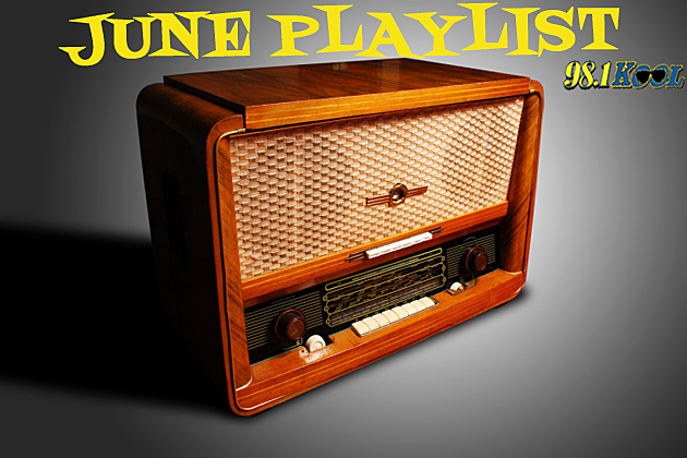 Kool June 2014 Playlist