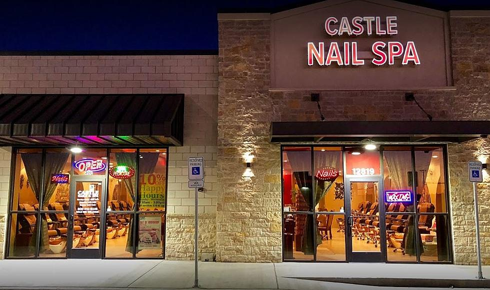 A Super-Fancy New Nail Spa Opens in South Lubbock